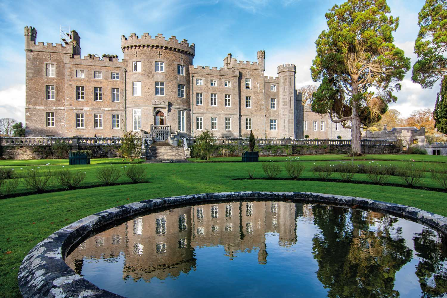 Markree Castle Venue Fit-out